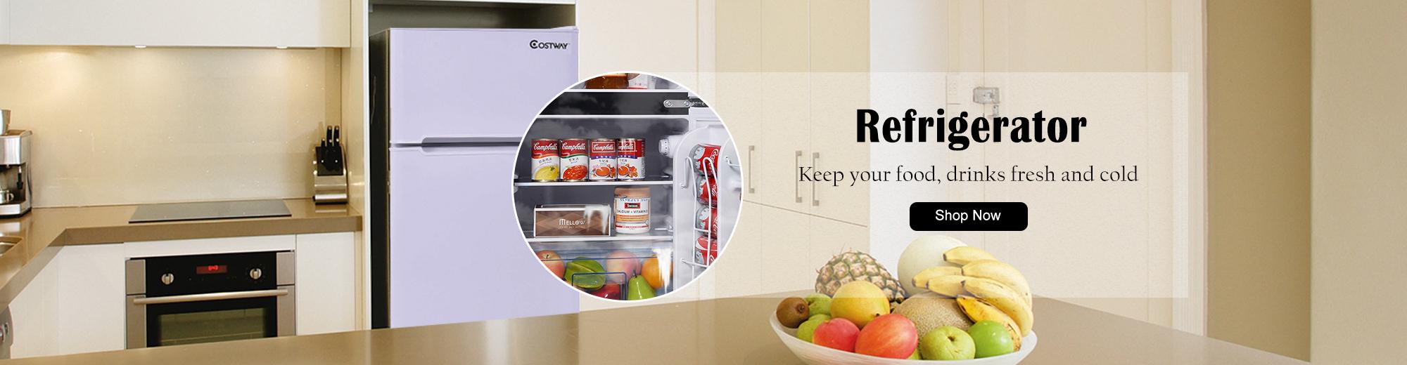 refrigerators, cooler, costway
