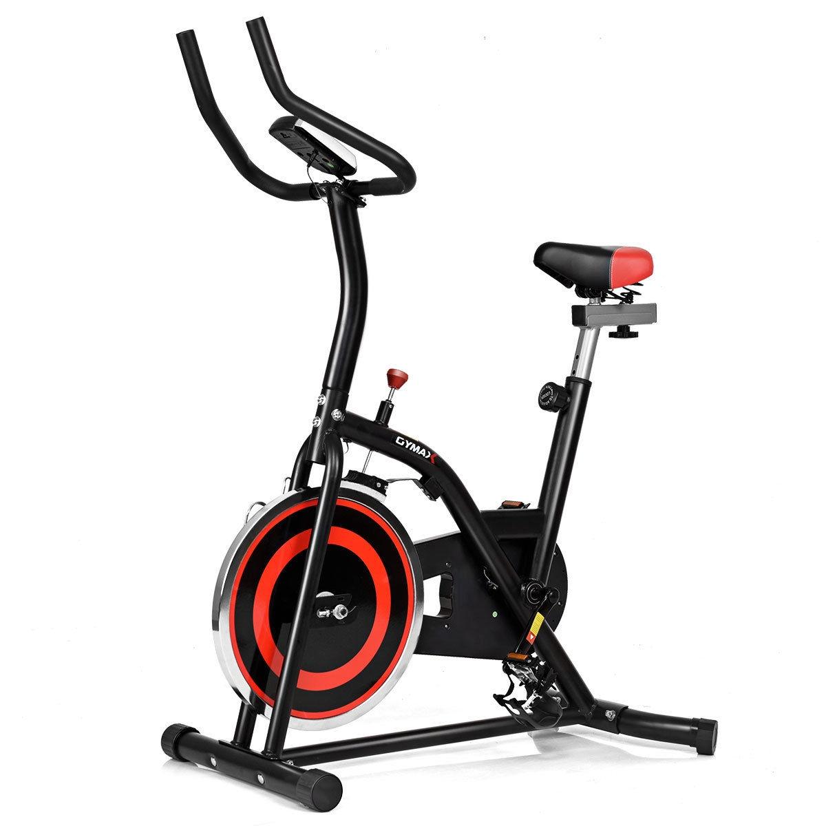 Indoor Cardio Fitness Stationary Exercise Bike