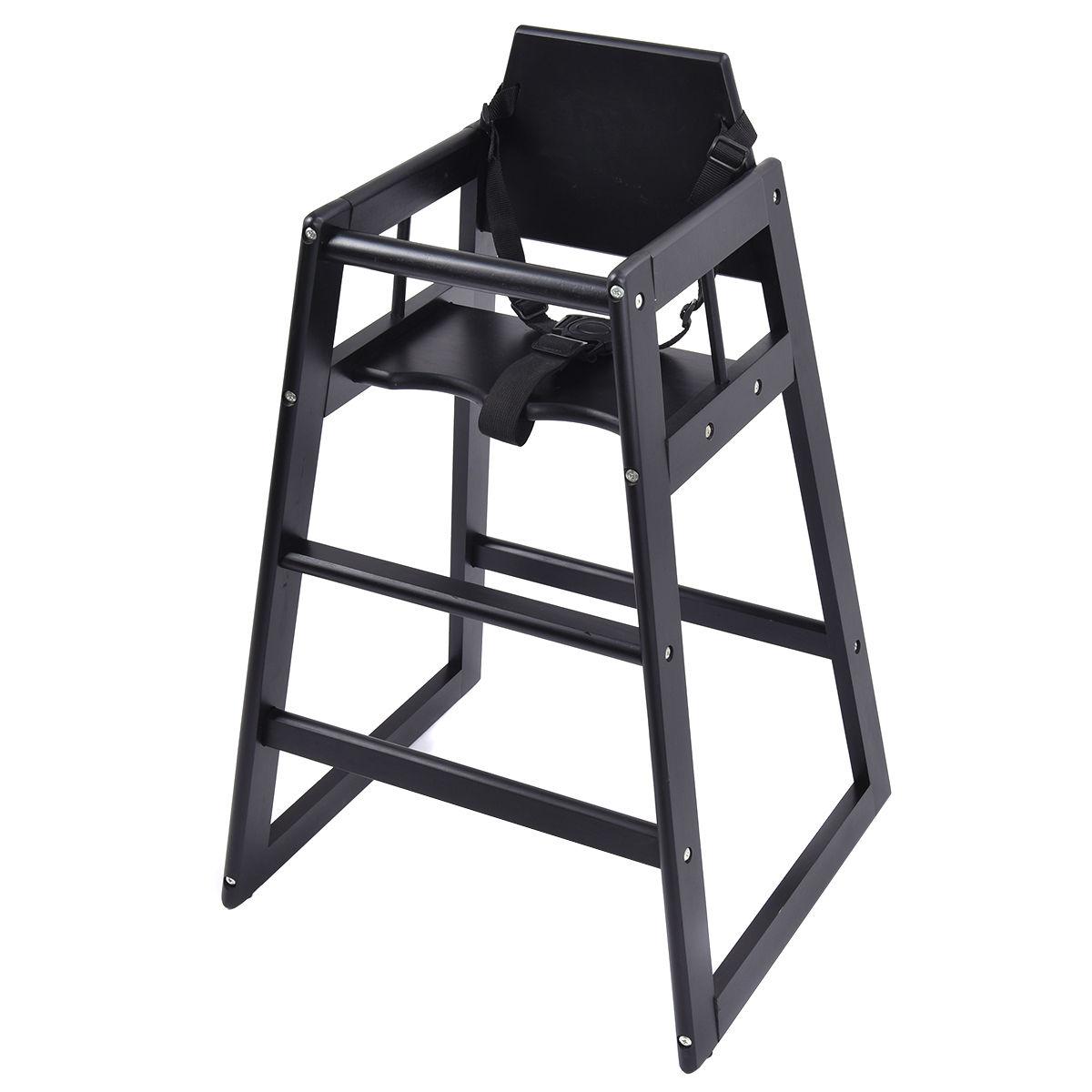 Wooden Baby High Chair Feeding Seat BB4506
