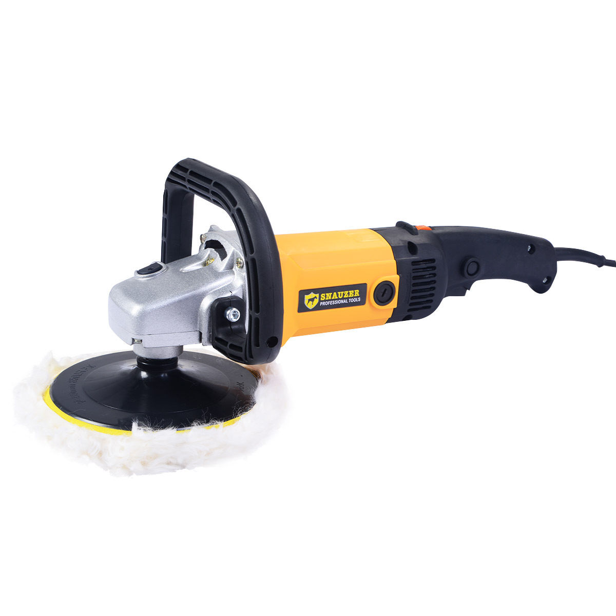 "6 Variable Speed 7"" Electric Car Polisher Buffer"