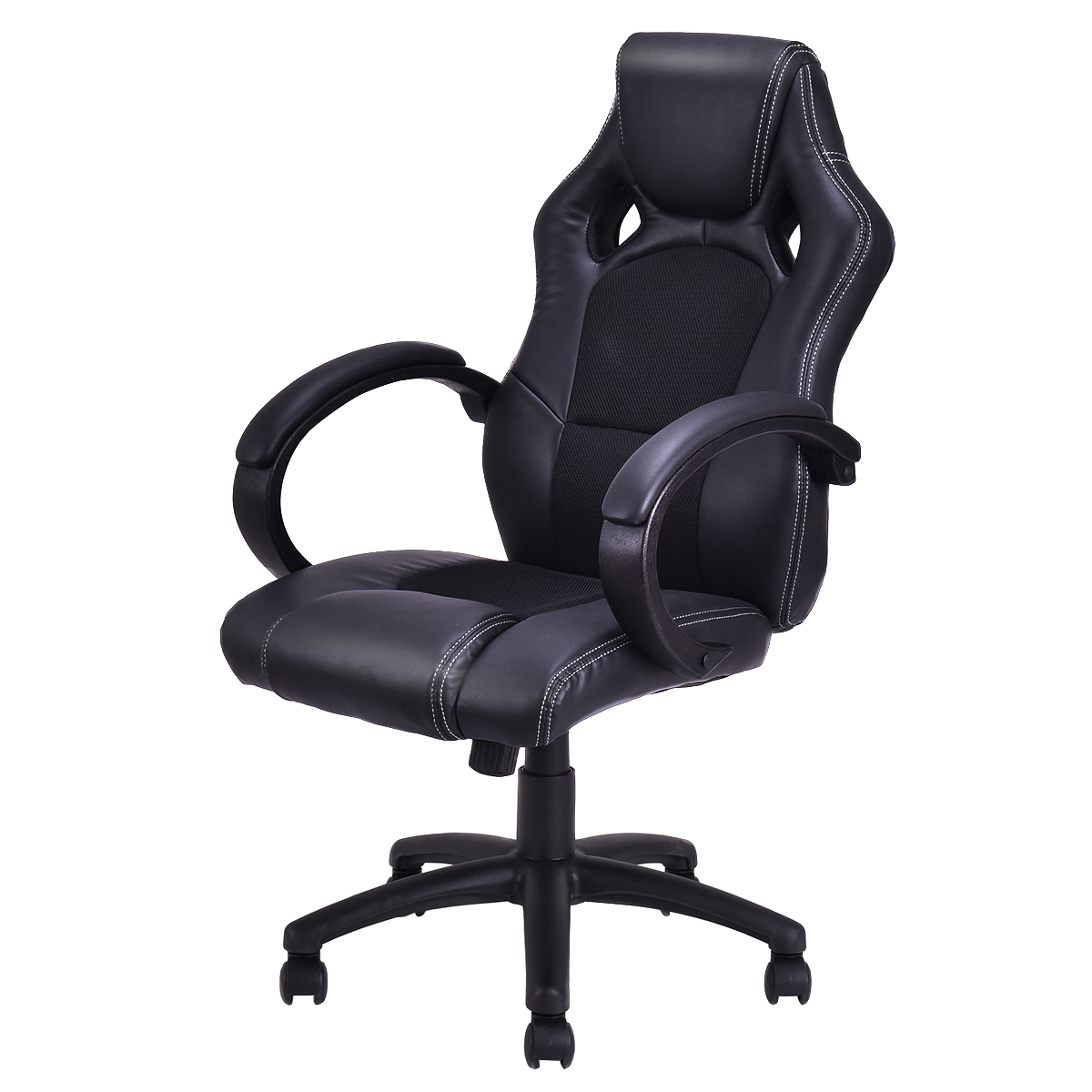 High-Back Race Car Style Bucket Seat Gaming Chair