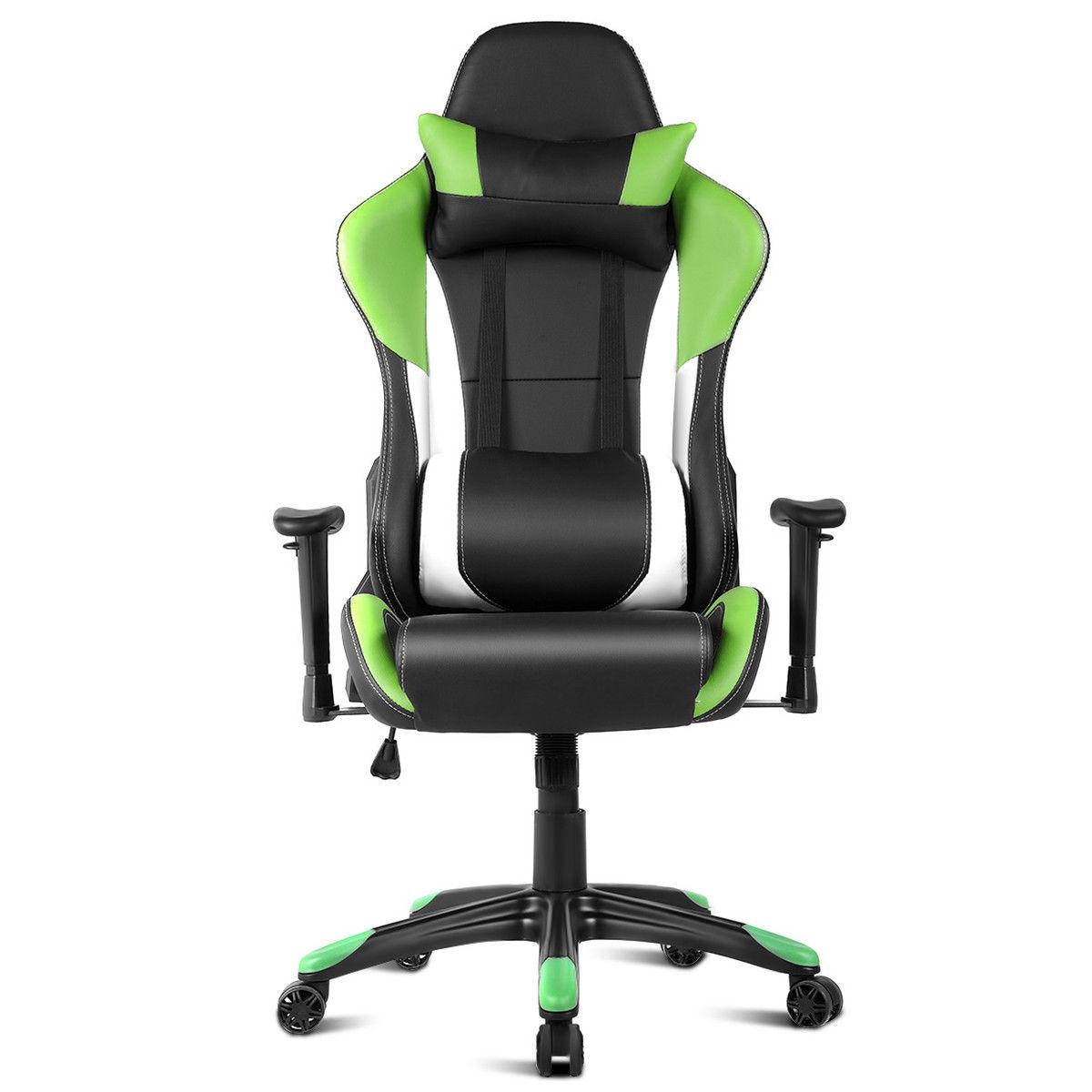 Ergonomic High Back Racing Style Gaming Chair