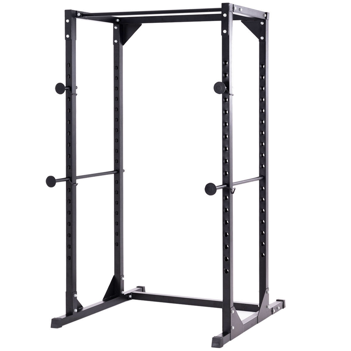 Chin up Squat Stand Strength Traning Adjustable Dumbbell Rack