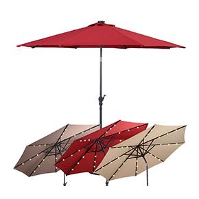 Outdoor Umbrellas & Sunshades