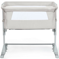 Travel Portable Baby Bed Side Sleeper  Bassinet Crib with Carrying Bag