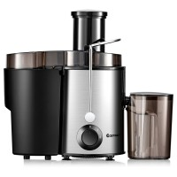 Centrifugal Juice Machine with Wide Mouth and 2 Speed Mode