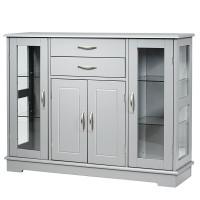 Buffet Server Storage Cabinet