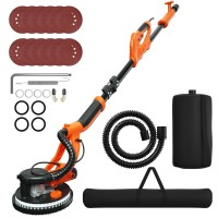 Electric Foldable Drywall Sander 750W Variable Speed