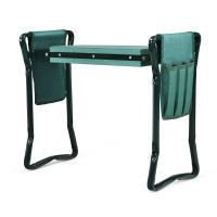 Folding Garden Kneeler and Seat Bench
