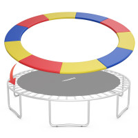 12FT Trampoline Replacement Safety Pad Bounce Frame