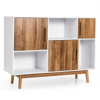 Sideboard Storage Cabinet with Storage Compartments