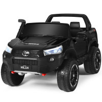 24V Licensed Toyota Hilux Ride On Truck Car 2-Seater 4WD with Remote