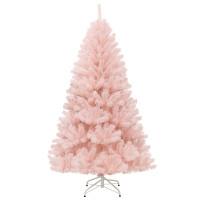 7 Feet Artificial Christmas Tree Hinged Full Fir Tree