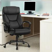 Big & Tall 500lb Massage Office Chair