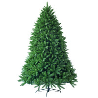 6 ft Unlit Artificial Christmas Tree with 1250 Branch Tips