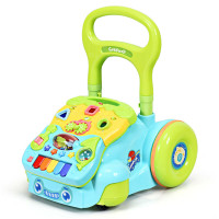Early Development Toys for Baby Sit-to-Stand Learning Walker