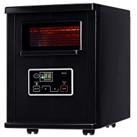 1500 W Electric Portable Remote Infrared Heater