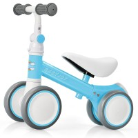 Baby Balance Bike with Adjustable seat and Handlebar for 6 - 24 Months