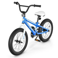 16 Inch Kids Bike Bicycle with Training Wheels for 5-8 Years Old Kids