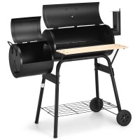 Outdoor BBQ Grill Barbecue Pit Patio Cooker