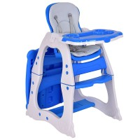 3 in 1 Infant Table and Chair Set Baby High Chair