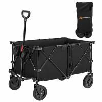 Outdoor Utility Garden Trolley Buggy