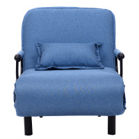 Convertible Folding Leisure Recliner Sofa Bed