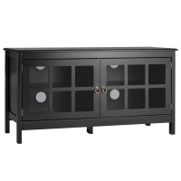 """50"""" Modern Wood Large TV Stand Entertainment Center for TV"""