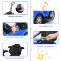 Honey Joy 3 in 1 Ride on Push Car Toddler Stroller Sliding Car with Music