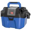 18V Wet Dry Vacuum 2.7 Gal 4 Peak HP Cordless Shop Vac 2.0 AH Battery