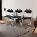 6-piece U-Shape Folding Chairs