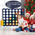 4-to-Score 4 in A Row Giant Game Set for Kids Adults Family Fun