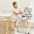 Baby Convertible High Chair with Wheels