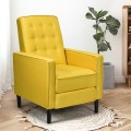 Mid-Century Push Back Recliner Chair