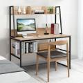 "47"" Computer Desk Writing Study Table Workstation"