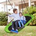 "60"" Saucer Surf Outdoor Adjustable Swing Set"