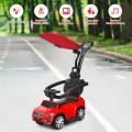 3 in 1 Kids Ride On Push Car Stroller