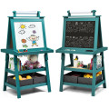 3 in 1 Double-Sided Storage Art Easel