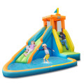 Inflatable Water Slide Bounce House without Blower