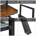 4-Tier Storage Stackable Shoe Shelf Display Rack for Home