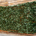 Faux Ivy Leaf Decorative Privacy Fence