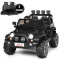 12V 2 Seater Kids Ride On Car with Storage Room
