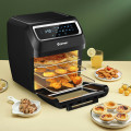 1700W 8-In-1 Electric Air Fryer with Accessories
