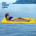 3-layer Tear-resistant Relaxing Foam Floating Pad