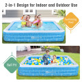 Inflatable Full-Sized Family Swimming Pool
