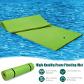 12' x 6' 3 Layer Floating Water Pad