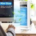 14 Inch  Mini Oscillating Tower Fan Electric Desk Fan with 3 Speed and Timer