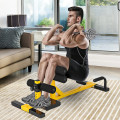 3-in-1 Sissy Squat Ab Workout Home Gym Sit-up Machine