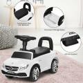 Mercedes Benz Licensed Kids Ride On Push Car