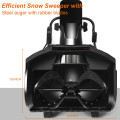 Electric Snow Thrower 15 Amp Snow Thrower Corded Snow Blower
